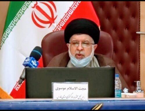 بازدید رئیس کل دادگستری استان فارس از شرکت پالایش نفت شیراز